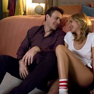 Sex Tape - Jason Segel stars as Jay and Cameron Diaz stars as Annie in Columbia Pictures' Sex Tape (2014)