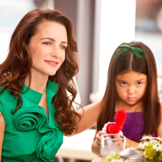 Kristin Davis stars as Charlotte York in Warner Bros. Pictures' Sex and the City 2 (2010)