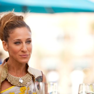 Sarah Jessica Parker stars as Carrie Bradshaw in Warner Bros. Pictures' Sex and the City 2 (2010)