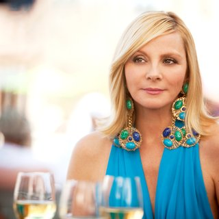 Kim Cattrall stars as Samantha Jones in Warner Bros. Pictures' Sex and the City 2 (2010)