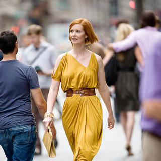 Sex and the City 2 - Cynthia Nixon stars as Miranda Hobbes in Warner Bros. Pictures' Sex and the City 2 (2010)