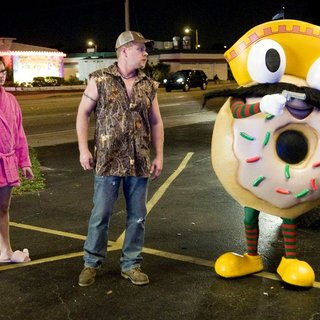 Clark Duke stars as Lance and Michael Cudlitz stars as Rick in Summit Entertainment's Sex Drive (2008)