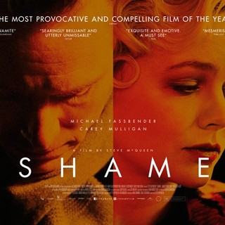 Poster of Fox Searchlight Pictures' Shame (2012) - shame-poster02