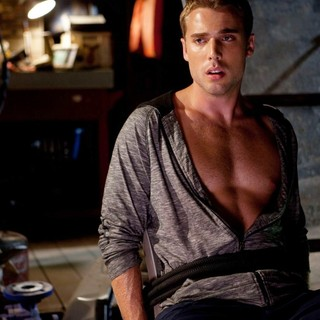 Dustin Milligan stars as Nick in Relativity Media's Shark Night 3D (2011)