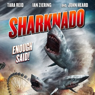 Poster of Regal Entertainment Group's Sharknado (2013)