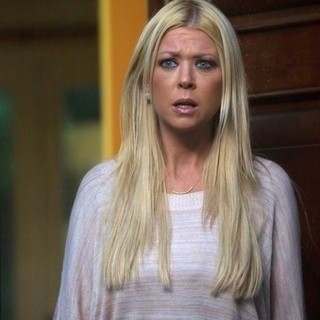 Tara Reid stars as April Wexler in Regal Entertainment Group's Sharknado (2013)