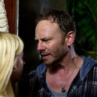 Ian Ziering stars as Fin Shepard in Regal Entertainment Group's Sharknado (2013)