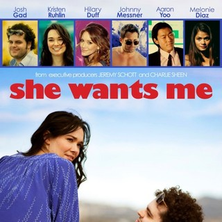 Poster of GoDigital Media Group's She Wants Me (2012) - she-wants-me-poster02