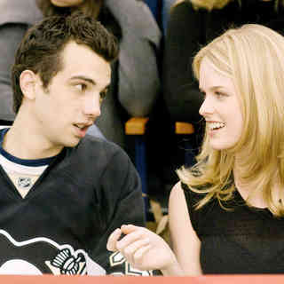 Jay Baruchel stars as Kirk Kettner and Alice Eve stars as Molly in DreamWorks SKG's She's Out of My League (2010)