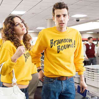 Lindsay Sloane stars as Marnie and Jay Baruchel stars as Kirk Kettner in DreamWorks SKG's She's Out of My League (2010)