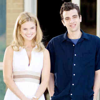 Alice Eve stars as Molly and Jay Baruchel stars as Kirk Kettner in DreamWorks SKG's She's Out of My League (2010)