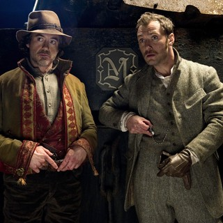 Sherlock Holmes: A Game of Shadows Picture 28