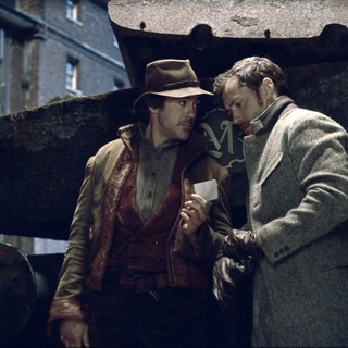 Sherlock Holmes: A Game of Shadows Picture 41