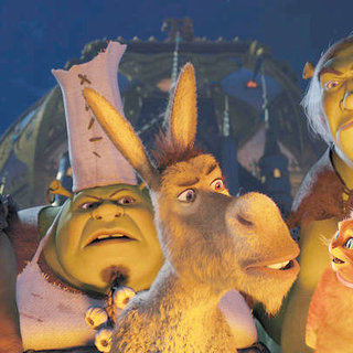 A scene from Paramount Pictures' Shrek Forever After (2010)