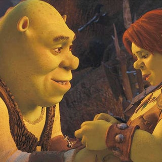 Shrek Forever After - A scene from Paramount Pictures' Shrek Forever After (2010)