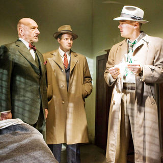 Shutter Island - Ben Kingsley, Leonardo DiCaprio and Mark Ruffalo in Paramount Pictures' Shutter Island (2010)