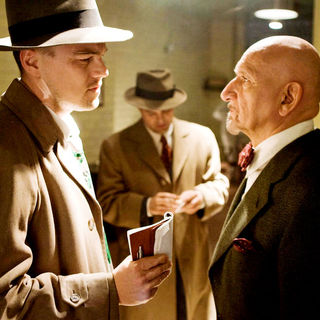 Leonardo DiCaprio stars as Teddy Daniels and Ben Kingsley stars as Dr. John Cawley in Paramount Pictures' Shutter Island (2010) - shutter_island15