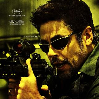 Poster of Lionsgate Films' Sicario (2015)