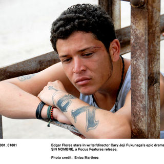 Edgar Flores stars as Casper in Focus Features' Sin Nombre (2009). Photo credit by Eniac Martinez.