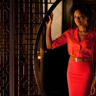 Skyfall - Naomie Harris stars as Eve in Columbia Pictures' Skyfall (2012)