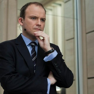 Skyfall - Rory Kinnear stars as Tanner in Columbia Pictures' Skyfall (2012)