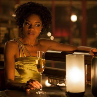 Naomie Harris stars as Eve in Columbia Pictures' Skyfall (2012). Photo credit by Jasin Boland. - skyfall-columbia-img10