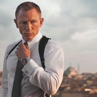 Skyfall - Daniel Craig stars as James Bond in Columbia Pictures' Skyfall (2012)