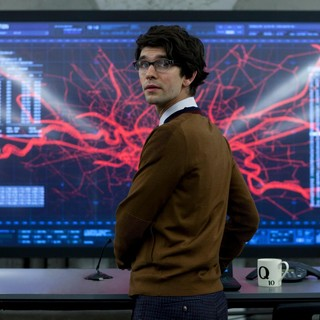 Skyfall - Ben Whishaw stars as Q in Columbia Pictures' Skyfall (2012)