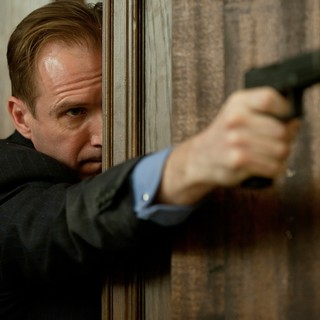 Ralph Fiennes stars as Gareth Mallory in Columbia Pictures' Skyfall (2012)