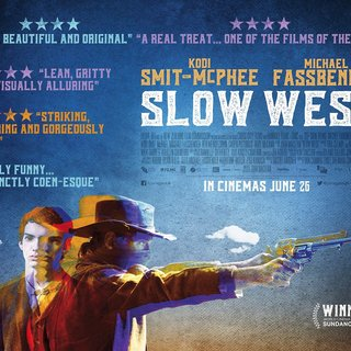 Slow West photo