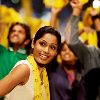 Freida Pinto stars as Latika in Fox Searchlight Pictures' Slumdog Millionaire (2008)