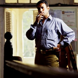 Irfan Khan stars as Police Inspector in Fox Searchlight Pictures' Slumdog Millionaire (2008)