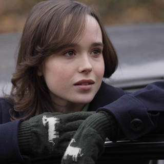 Ellen Page as Vanessa Wetherhold in Miramax Films' Smart People (2008)