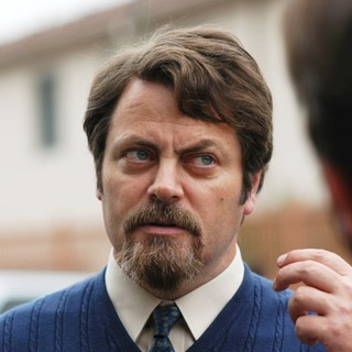 Nick Offerman stars as Dave Davies in Sony Pictures Classics' Smashed (2012)