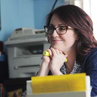 Megan Mullally stars as Principal Barnes in Sony Pictures Classics' Smashed (2012)