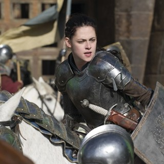 Snow White and the Huntsman - Kristen Stewart stars as Snow White in Universal Pictures' Snow White and the Huntsman (2012)