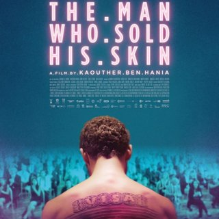 Poster of The Man Who Sold His Skin (2021)