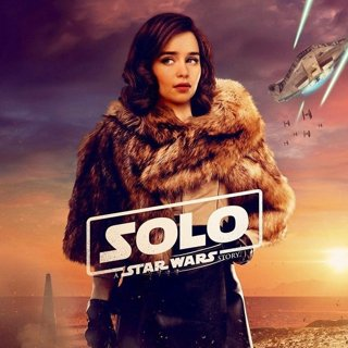 Poster of Walt Disney Pictures' Solo: A Star Wars Story (2018)