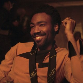 Donald Glover stars as Lando Calrissian in Walt Disney Pictures' Solo: A Star Wars Story (2018)