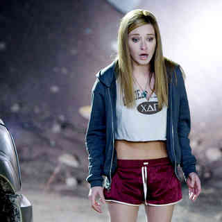 Margo Harshman stars as Chugs in Summit Entertainment's Sorority Row (2009)
