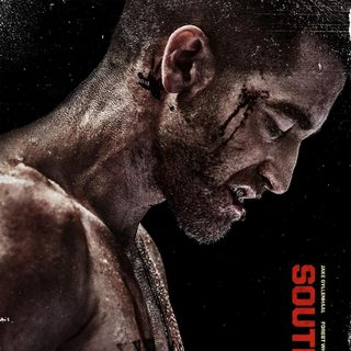 Poster of The Weinstein Company's Southpaw (2015)