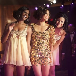 Tika Sumpter, Carmen Ejogo and Jordin Sparks in TriStar Pictures' Sparkle (2012). Photo credit by Alicia Gbur.