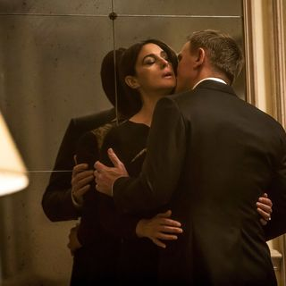 Monica Bellucci stars as Lucia Sciarra and Daniel Craig stars as James Bond in Sony Pictures' Spectre (2015) - spectre-img02