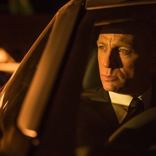 Spectre - Daniel Craig stars as James Bond in Sony Pictures' Spectre (2015)