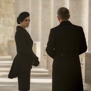 Monica Bellucci stars as Lucia Sciarra in Sony Pictures' Spectre (2015) - spectre06