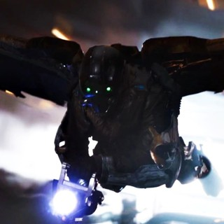 Spider-Man: Homecoming - The Vulture from Sony Pictures' Spider-Man: Homecoming (2017)