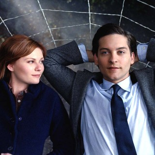 Spider-Man 3 - Kirsten Dunst as Mary Jane Watson and Tobey Maguire as Peter Parker in Columbia Pictures' Spider-Man 3 (2007)