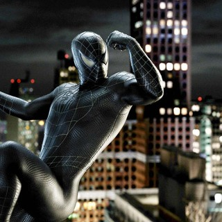 Spider-Man 3 - Topher Grace as Venom in Columbia Pictures' Spider-Man 3 (2007)