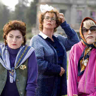 Anna Chancellor, Celia Imrie and Rupert Everett in NeoClassics Films' St. Trinian's (2009)