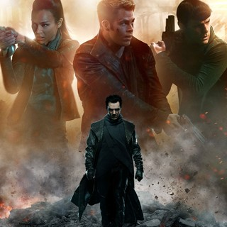 Star Trek Into Darkness - Poster of Paramount Pictures' Star Trek Into Darkness (2013)